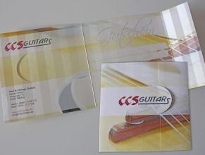 CCS Guitars Verpackung