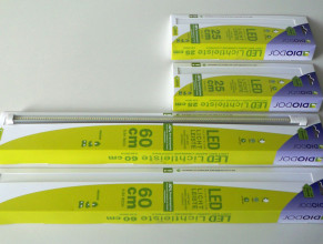 Thekenaufsteller für LED-Röhren